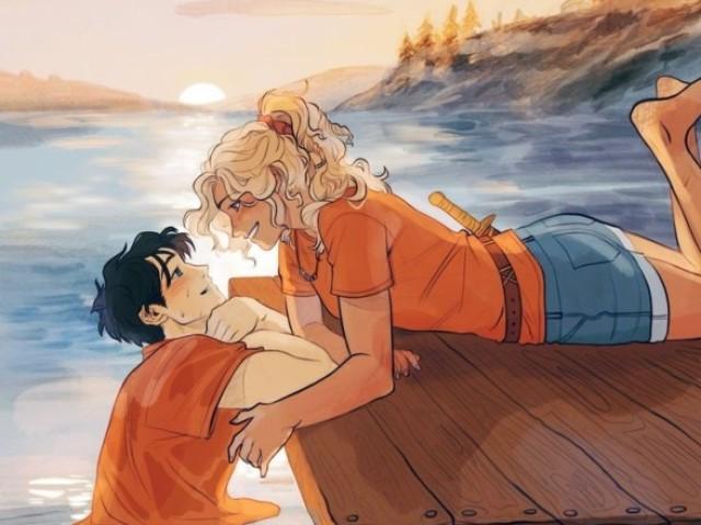 ♡ Quem seria seu namorado das sagas Percy Jackson/Heróis do Olimpo? ♡