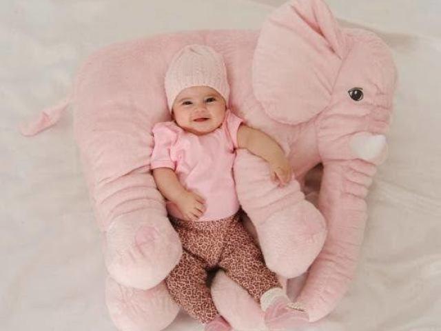 Crie o enxoval completo da sua bebê