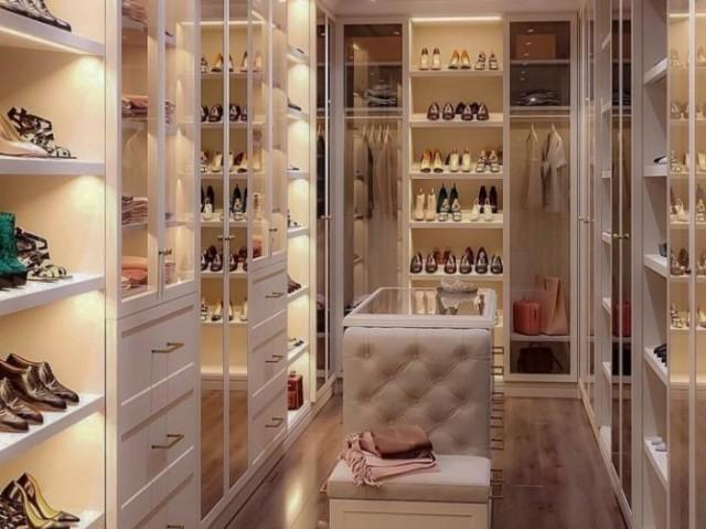 Monte seu closet 🧡