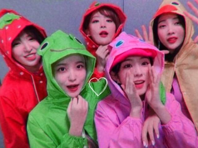 ♡Quem do Red Velvet seria sua amiga?♡