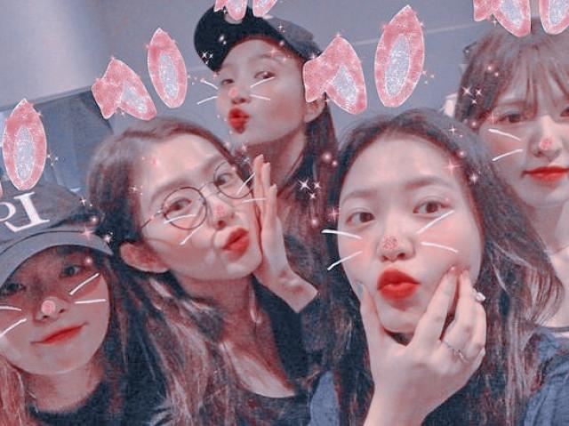 ✩Qual é o MV do Red Velvet?✩