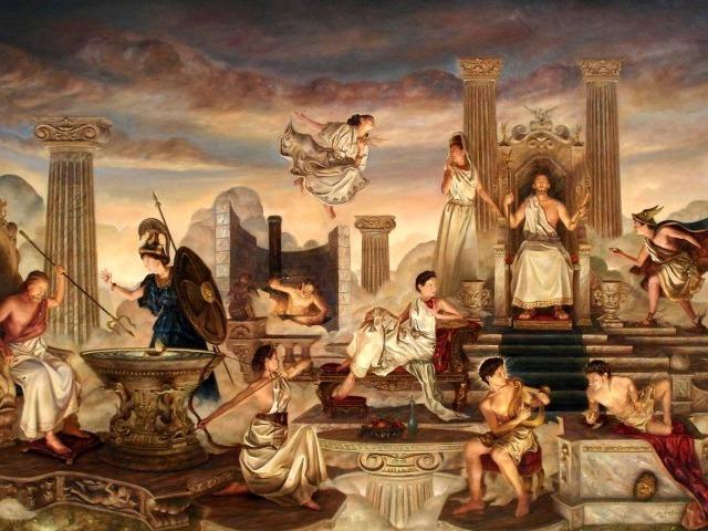 Você sabe diferenciar os deuses da Mitologia romana e grega?
