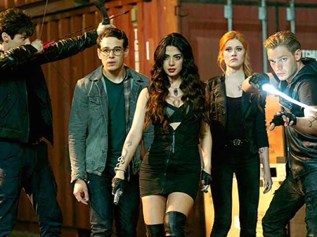 Quem você seria em Shadowhunters?