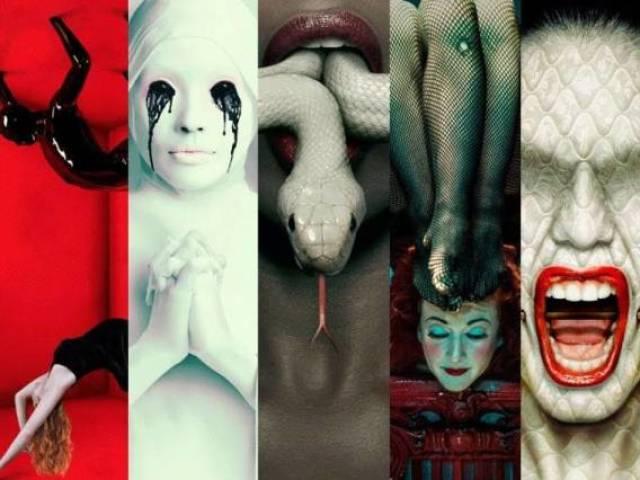 Você consegue acertar qual é a temporada de American Horror Story?