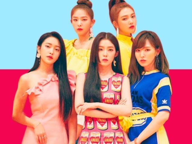 Monte o seu piquenique perfeito e descubra qual membro do Red Velvet iria com você!