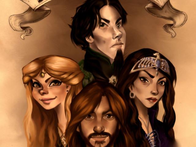Você sabe tudo sobre os fundadores de Hogwarts?