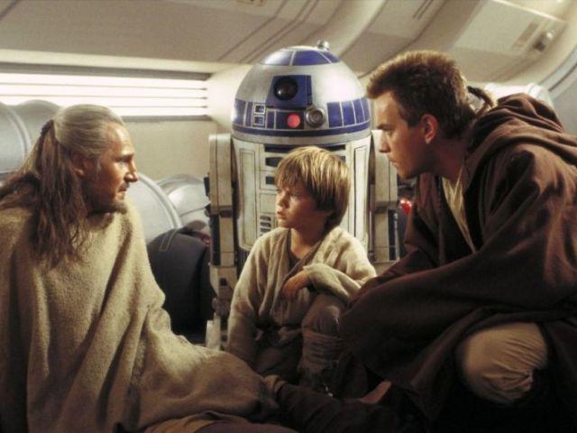 Você conhece Star Wars: A Ameaça Fantasma