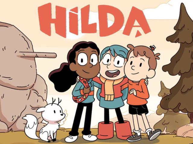 Você sabe tudo sobre Hilda?