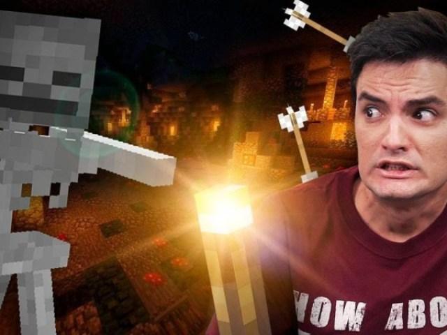 Quiz da Saga Minecraft - Nível HARD