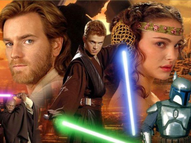 Você conhece Star Wars: O Ataque dos Clones?