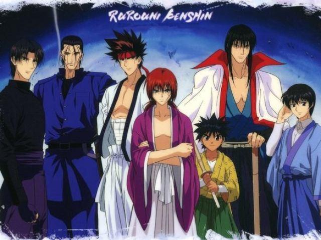 Quiz Samurai X (Anime)