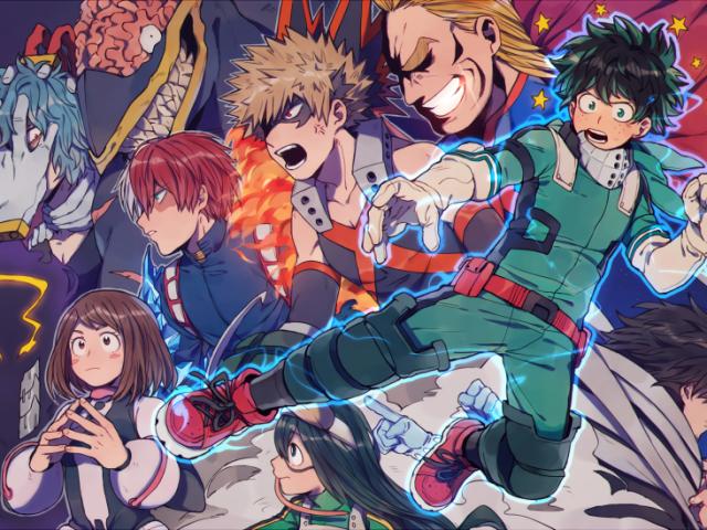 Boku no Hero Academia: Que personagem você seria? (MENINOS)