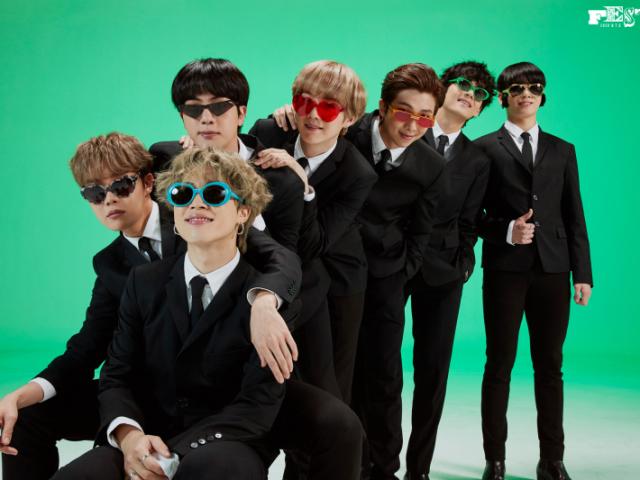 Você conhece mesmo o grupo BTS?