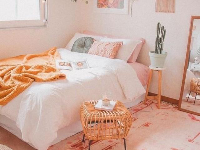 Monte seu quarto com cores pasteis!