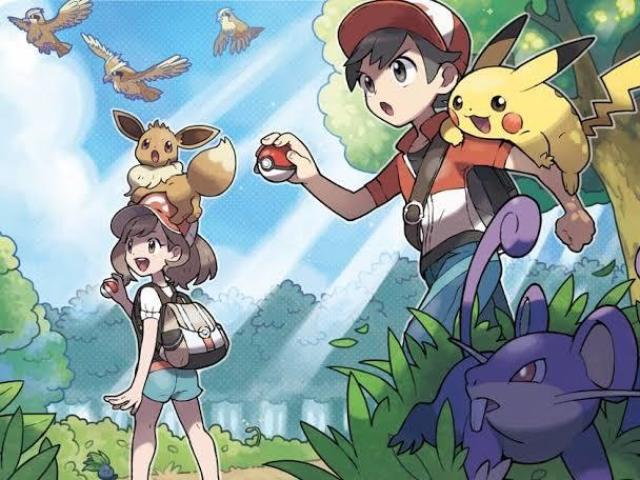 •RPG• Pokemon Adventure