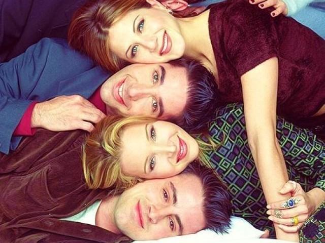 Que personagem de Friends você é?