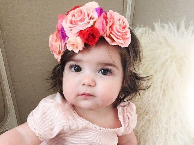 Como vai ser sua filha ?