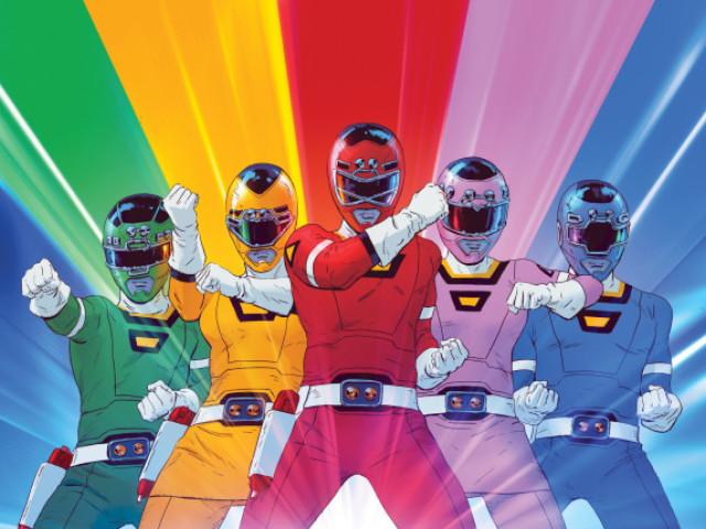 Quem você é em Power Rangers Turbo?
