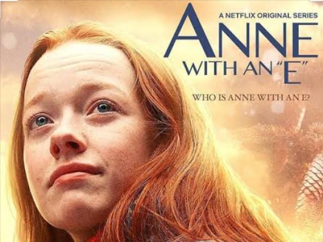 Você sabe tudo sobre Anne with an E?