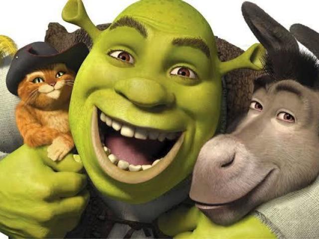 Qual o seu personagem em Shrek?