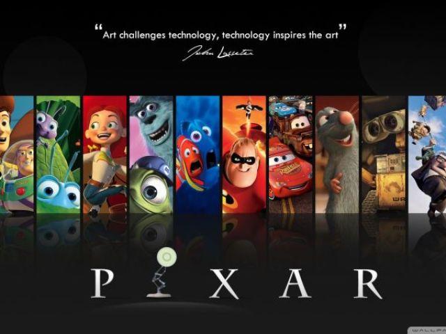 Responda essas perguntas e te direi qual filme da Pixar você poderia assistir agora de acordo com sua personalidade!