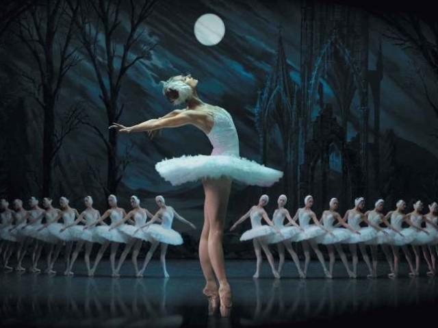 Qual bailarina você é?