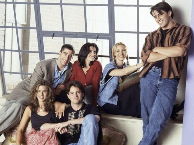 Quiz sobre a série Friends