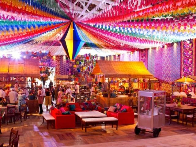 Qual barraca de festa junina combina com você?