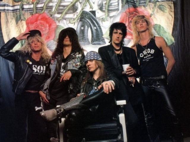 Quem você seria do Guns N' Roses?
