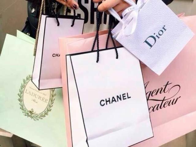 Um dia de compras