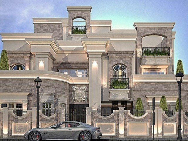 Monte uma casa de luxo para morar com seus amigos!