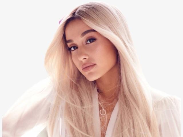 Qual álbum da Ariana Grande lhe representa?
