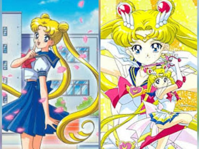 O Quanto Você , Sabe de Sailor Moon ?