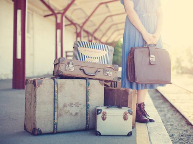 Monte sua mala e diremos para qual cidade dos desenhos você iria viajar!