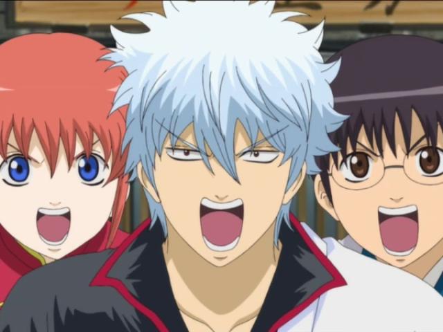 O quanto você sabe sobre Gintama?