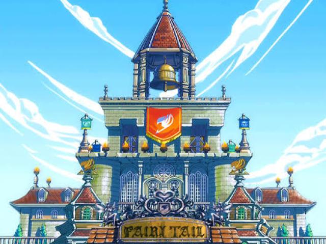 Você realmente é um mago da Fairy Tail??