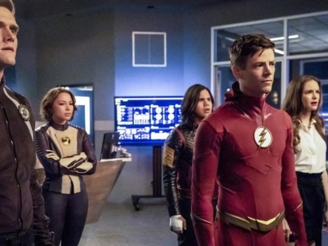 Quem eu seria em The Flash?