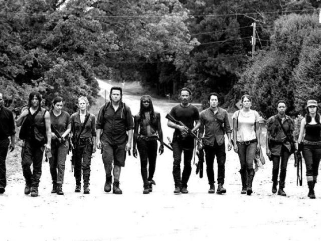 Você conhece The Walking Dead? (Difícil)