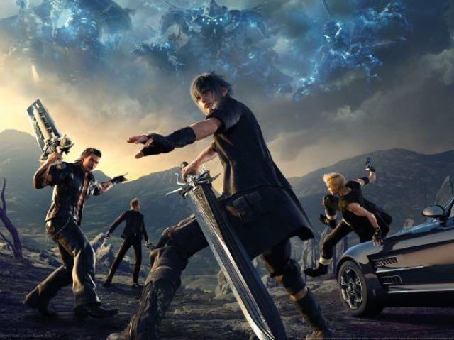 Você conhece os personagens da série Final Fantasy? Descubra Aqui!