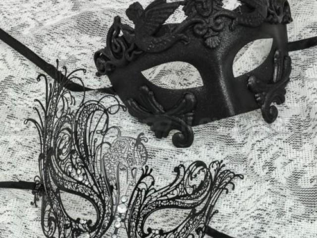 O Baile de máscara