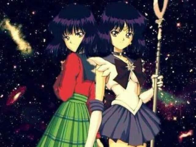 O quanto você sabe de Sailor Saturno?