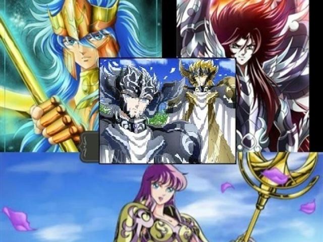 Qual deus de Os Cavaleiros do Zodíaco você seria?