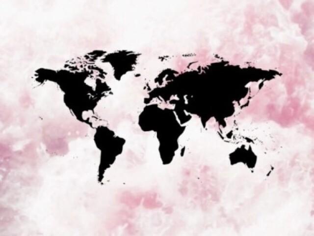 Você conhece o Mapa-múndi ?!