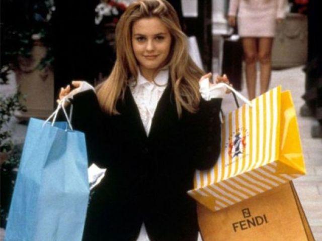 Um dia de compras 💎