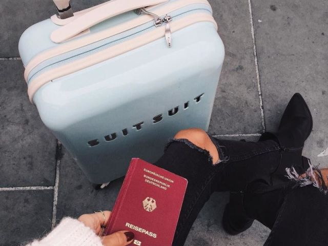 Monte sua mala de viagem!