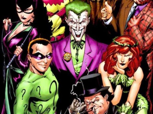 Qual vilão do Batman você seria?