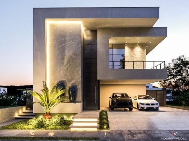 Monte sua casa dos sonhos