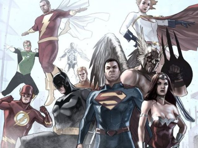 Qual personagem da DC você seria?