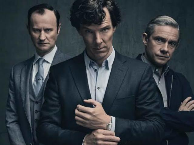 Você sabe tudo sobre a série 'Sherlock'?