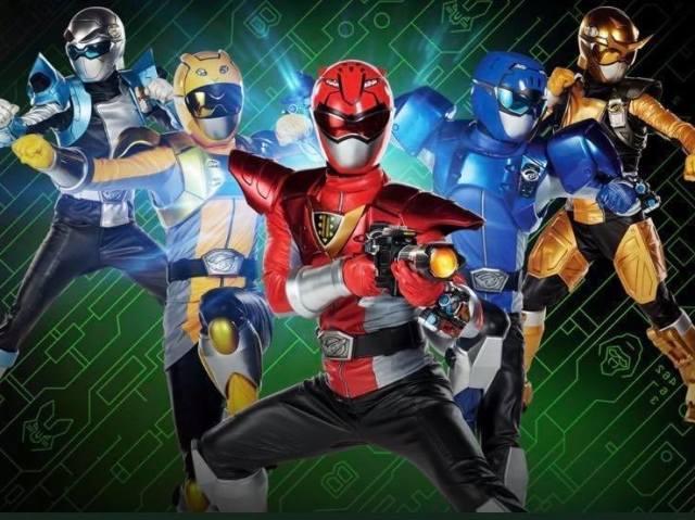 Quem você é em Power Rangers Morfagem Feroz?